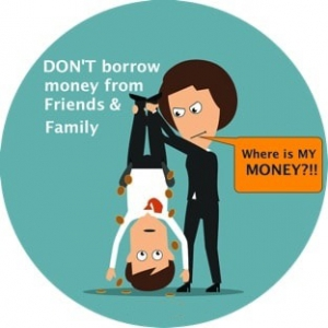 Borrow From Family